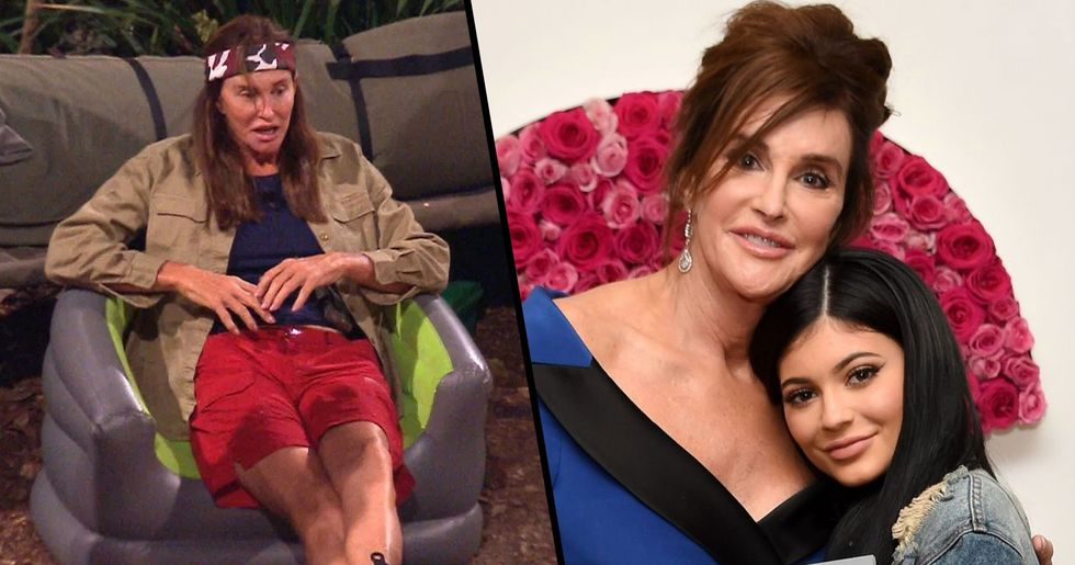 Kylie Jenner Responds To Caitlyn Jenner's I'm A Celebrity 'Pregnancy Reveal'
