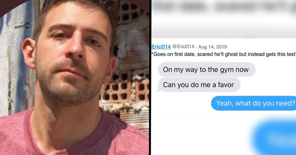 Man Told to Run After Sharing 'Creepy' Request Date Made Following First Meeting