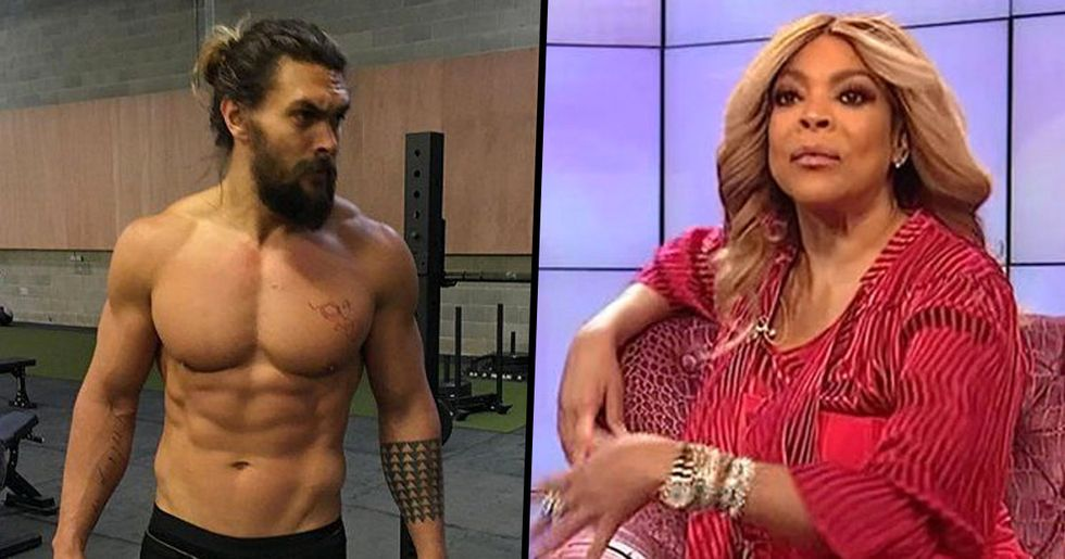 Wendy Williams Thinks Jason Momoa Should've Been Crowned People's 'Sexiest Man Alive'