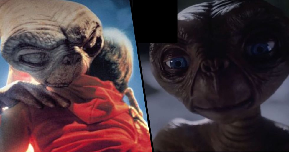 E.T. Reunites With Elliott in New Christmas Commercial