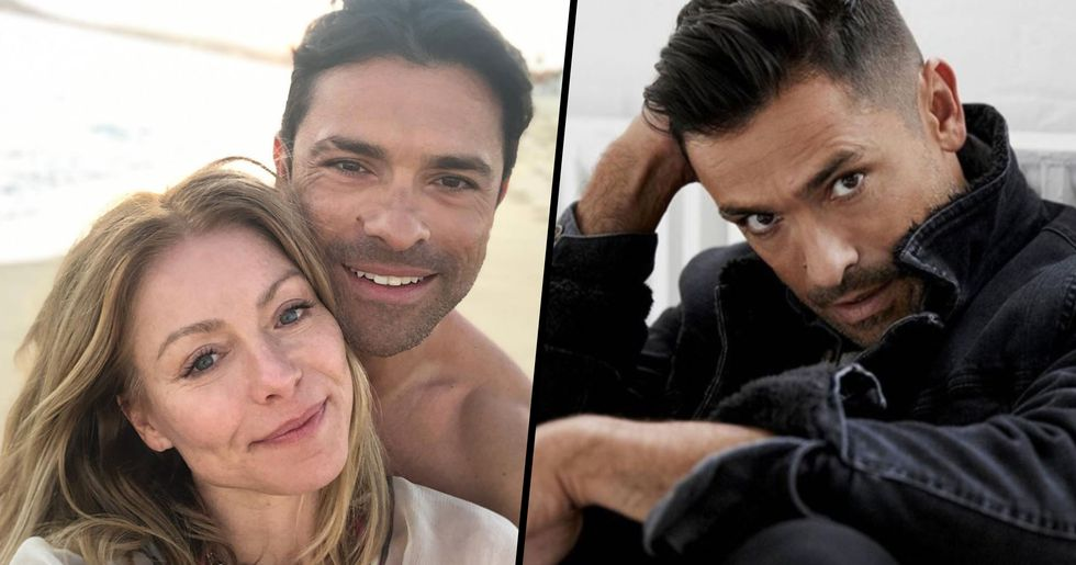 Kelly Ripa Claps Back at Fan Who Was 'Creeped out' by Her Calling Her Husband 'Daddy'