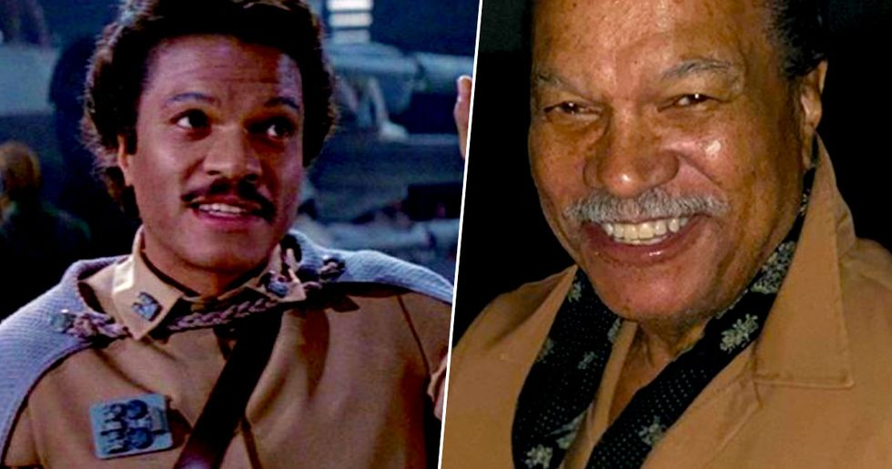 Star Wars Legend Billy Dee Williams Comes out as Gender Fluid