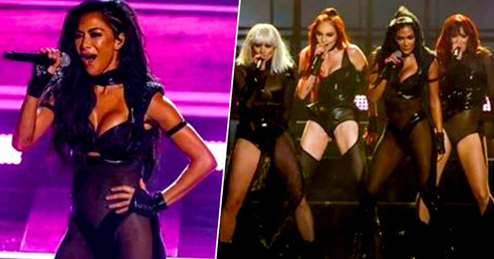 Nicole Scherzinger's Final X-Factor Performance Blasted as Inappropriate