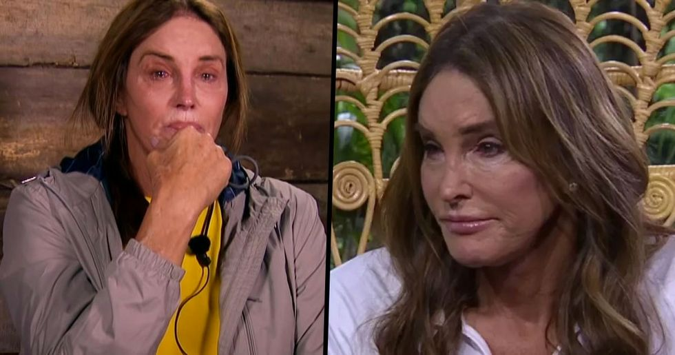 Caitlyn Jenner Emotionally Explains Why She Went on 'I'm a Celebrity... Get Me Out of Here'