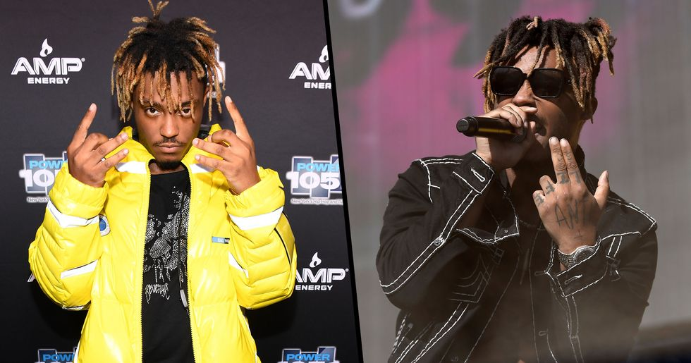 Juice Wrld Died After 'Swallowing Percocet Painkillers to Hide Them from Cops'