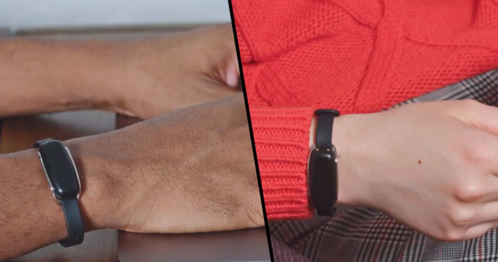You Can Now Get a Bracelet That Buzzes When Your BFF Thinks About You