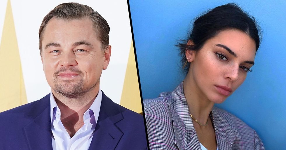 Leonardo DiCaprio Was Caught Holding Hands With Kendall Jenner