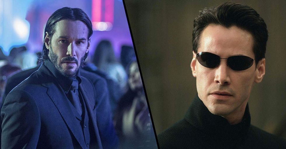 'Matrix 4' and 'John Wick 4' Will Drop on the Same Day in 2021