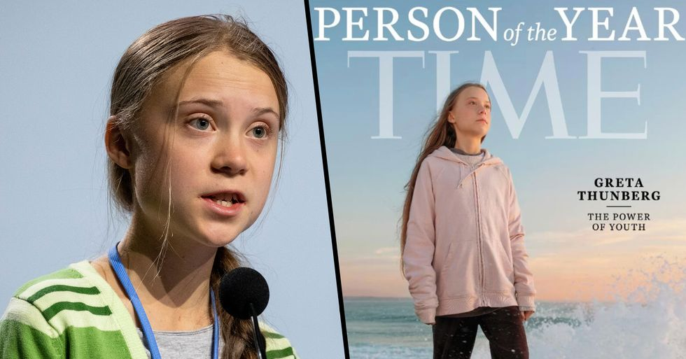 TIME Explains Why Greta Thunberg Won Person of the Year