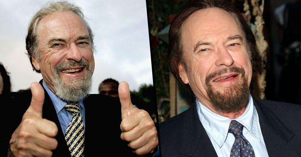 Rip Torn's Cause of Death Confirmed by Coroner