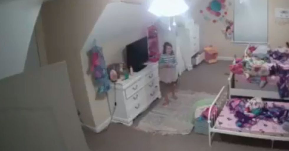 Creepy Footage Shows Ring Camera Hacker Trying to Befriend Terrified 8-Year-Old Girl in Her Bedroom