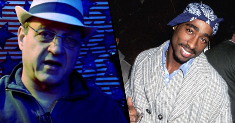 Man Who 'Helped Tupac Fake His Death' Faked His Own to Prove Rapper Never Died