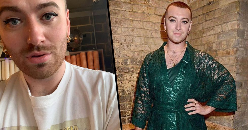 Sam Smith Opened Up About the Moments That 'Triggered' Their Transition to Nonbinary