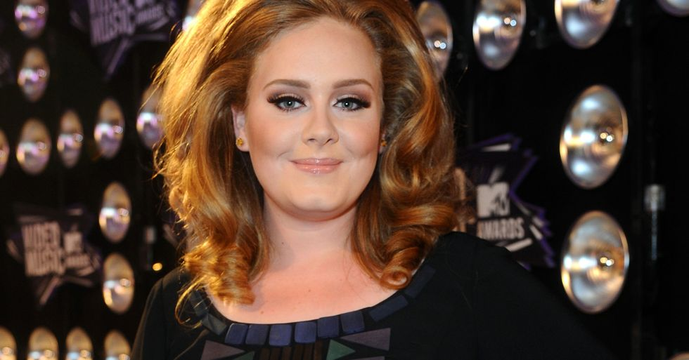 Adele Looks Unrecognizable as She Flaunts Huge Weight Loss in Festive Instagram Post