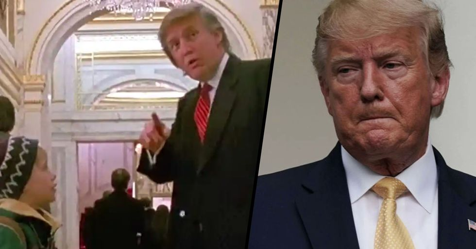 Donald Trump's 'Home Alone 2' Scene Cut From Canadian TV