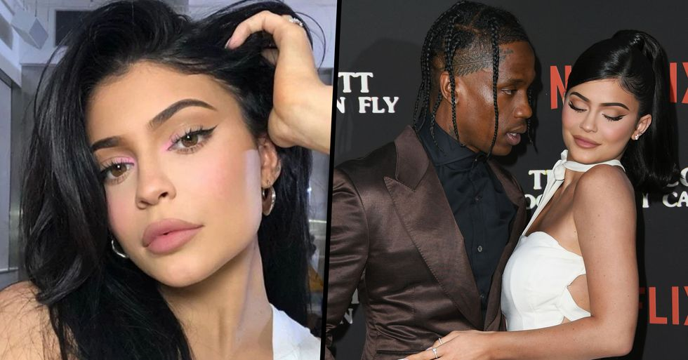 Travis Scott Savages Kylie Jenner After 'Thirst Trap' Photos
