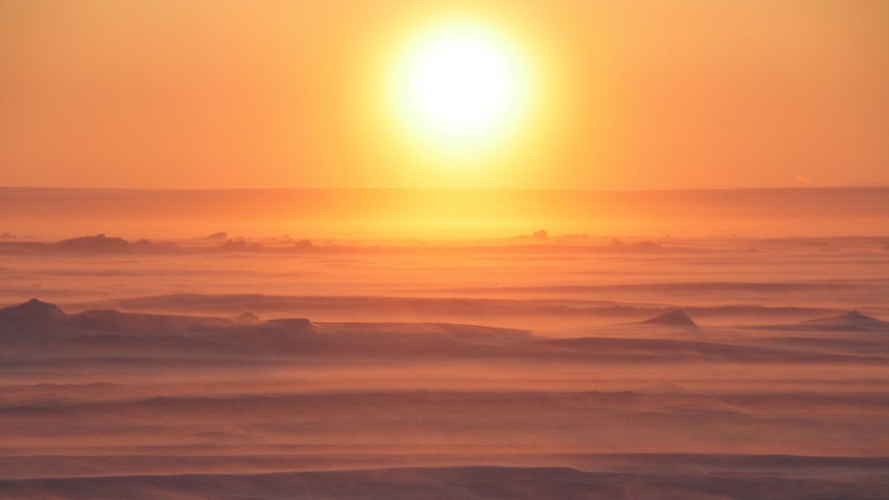 Scientists Say Methane Release Is Starting in Arctic Ocean. How Concerned Should We Be?