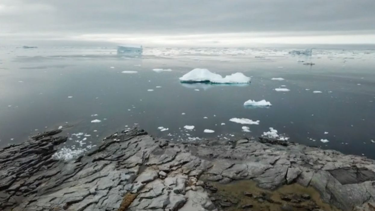 Sea Ice Still Hasn't Formed off of Siberia and Scientists Are Worried