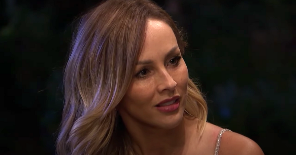 Would You Accept This Red Flag? Clare Stood Up Her Dates Last Night On 'The Bachelorette'