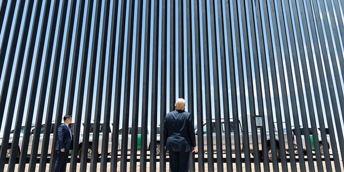 Federal Records Show Trump's Border Wall Costing Billions Extra