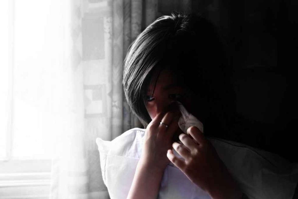 Advice on Postpartum depression & how to deal with it by Dr Prabhjot Gill
