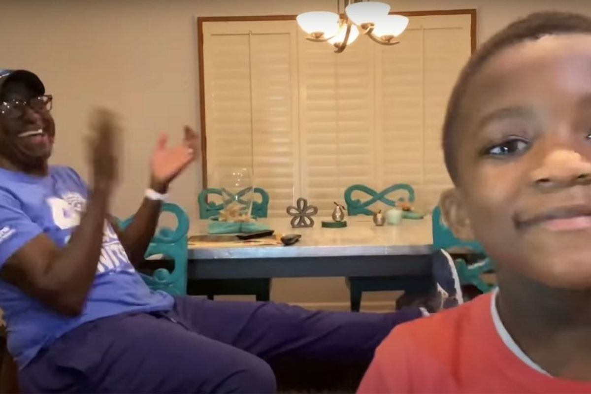 6-year-old's 'alphabet rap' about jobs is seriously sweet and incredibly impressive