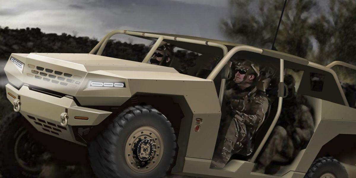 Kia developing next-gen military combat vehicles