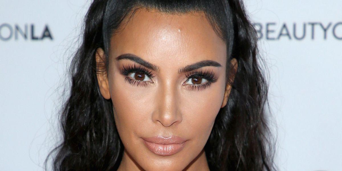 Fans Accuse Kim Kardashian of Another Photoshop Mishap