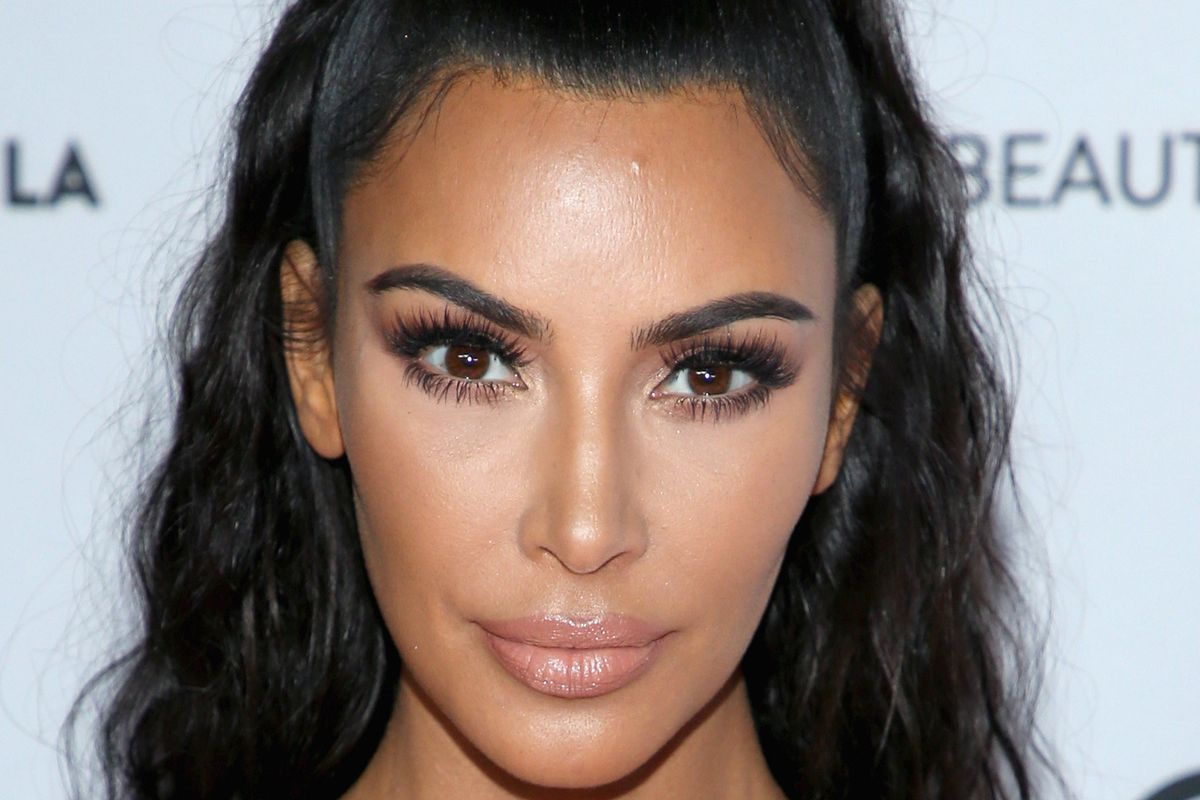 Fans Accuse Kim Kardashian of Another Photoshop Mishap