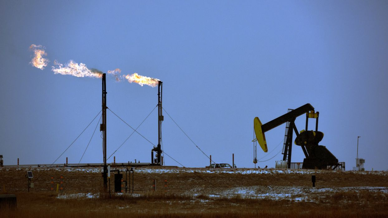 North Dakota to Spend $16 Million in Pandemic Relief Funds on Fracking