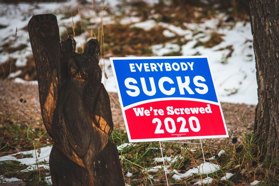 How To Tell Someone They're Overreacting When It Comes To Politics