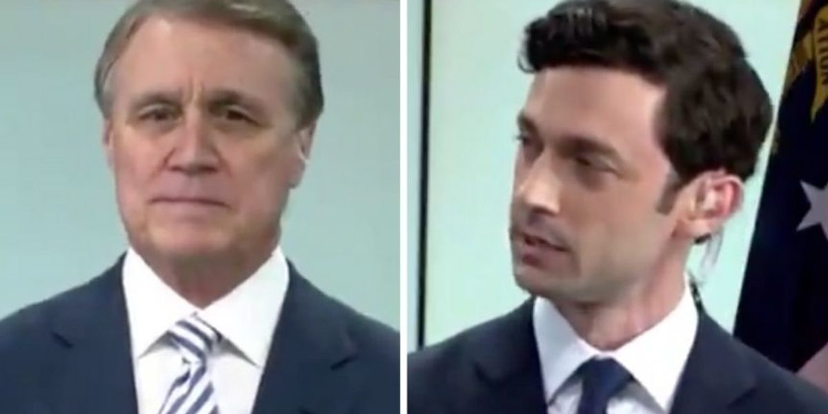 Democratic Challenger Calls GOP Senator a 'Crook' to His Face During Debate in Epic Smackdown