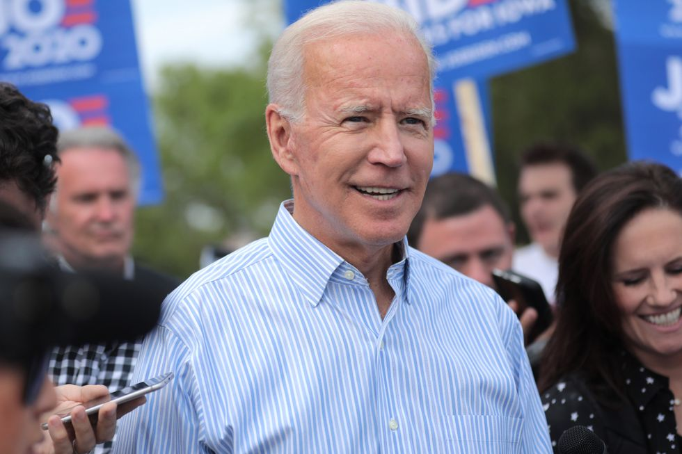 I Interviewed 400 People, And If You Ever Want To Date Again, You Should Really Vote For Joe Biden