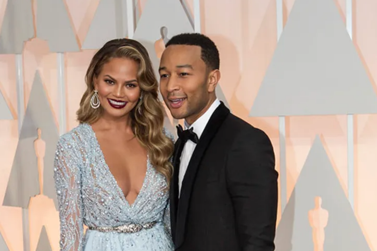 Chrissy Teigen bravely shared about her pregnancy loss in a moment of raw emotional truth