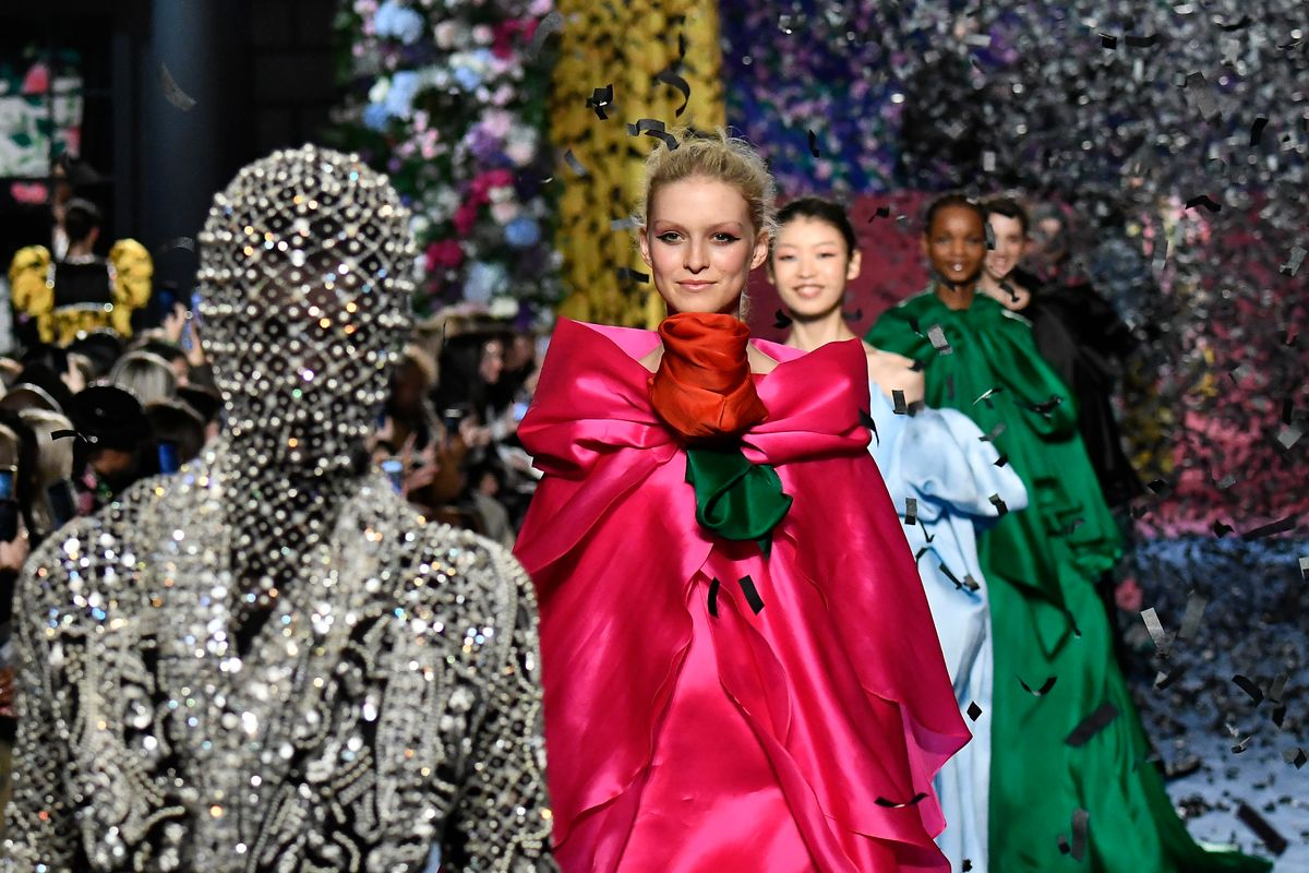 The First Fashion Week of 2021 Is Already Canceled