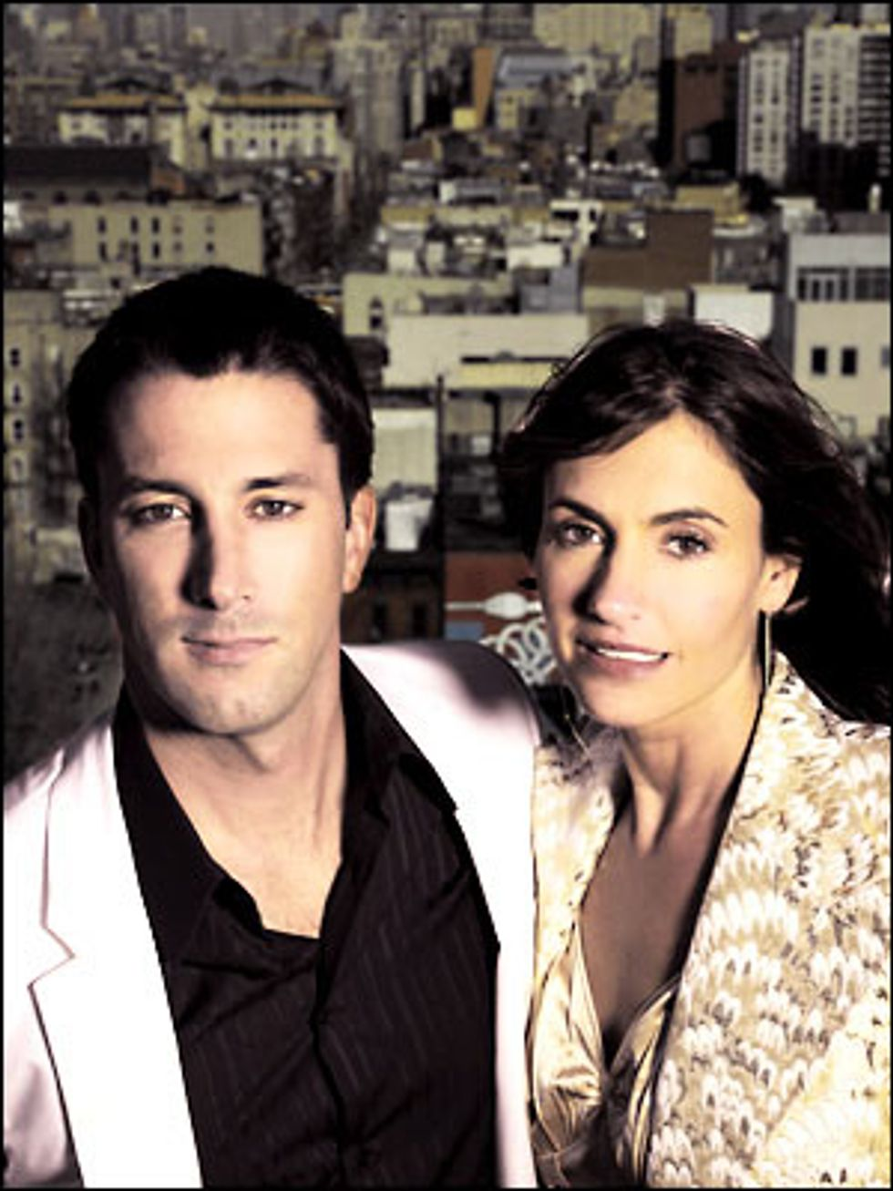 Beautiful People 2004: Kevin and Lisi Harrison