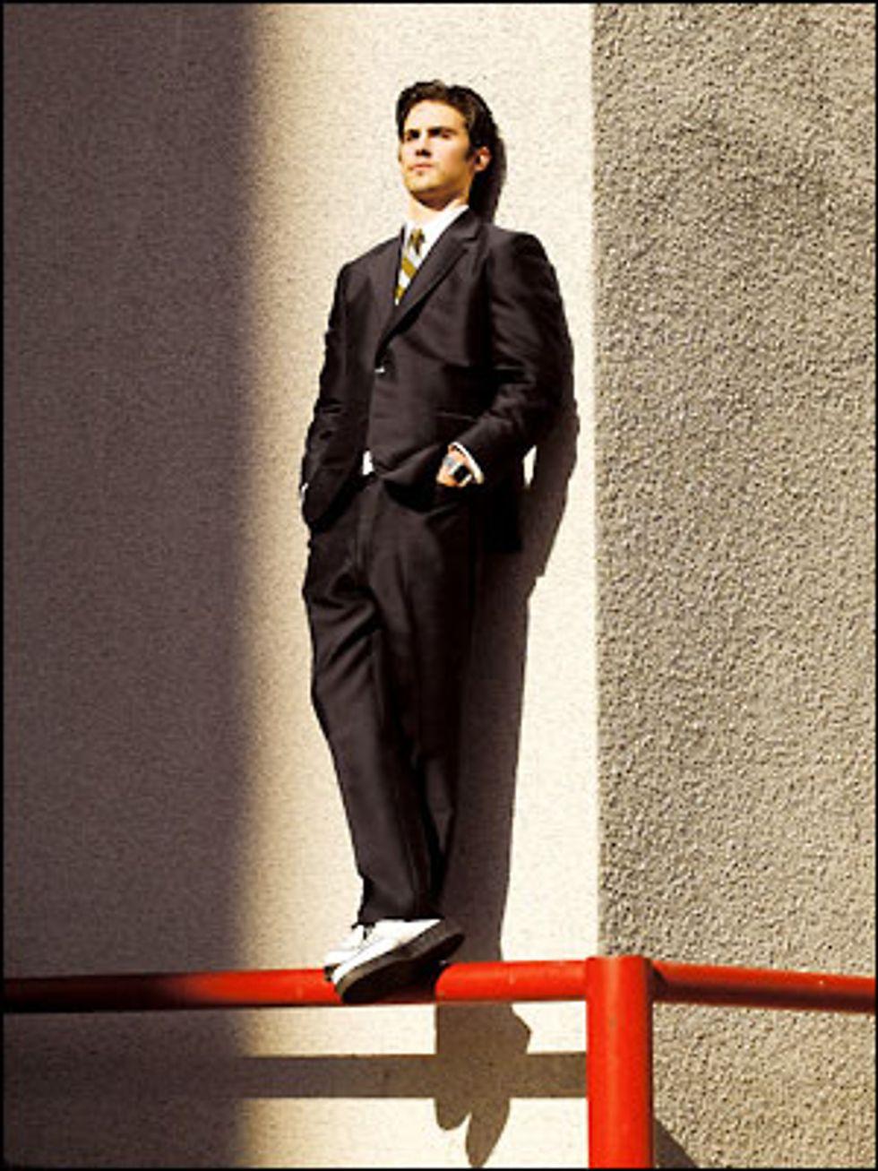 Beautiful People 2004: Milo Ventimiglia