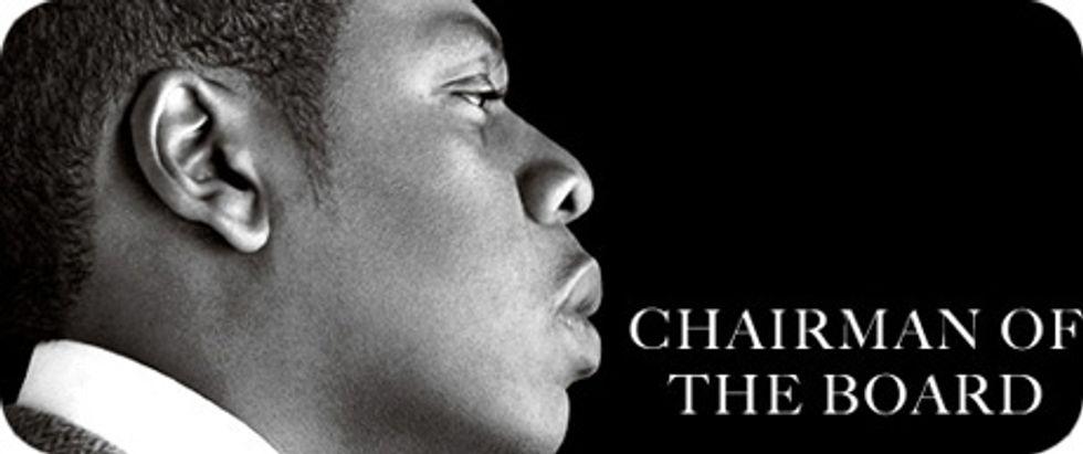 Chairman of the Board: Jay-Z
