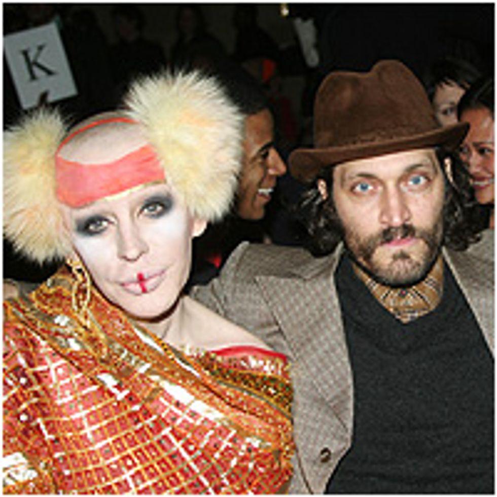 Fashion Week 05: Fashion's Cute Couples