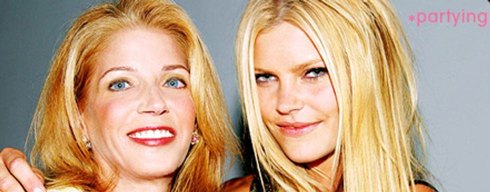 Out with Candace Bushnell
