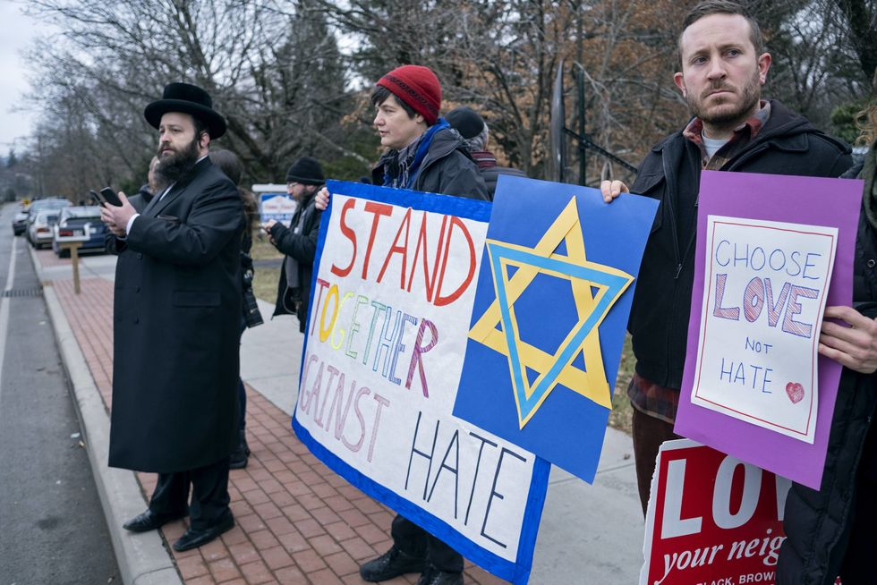 We Need To Have A Serious Talk About Anti-Semitism