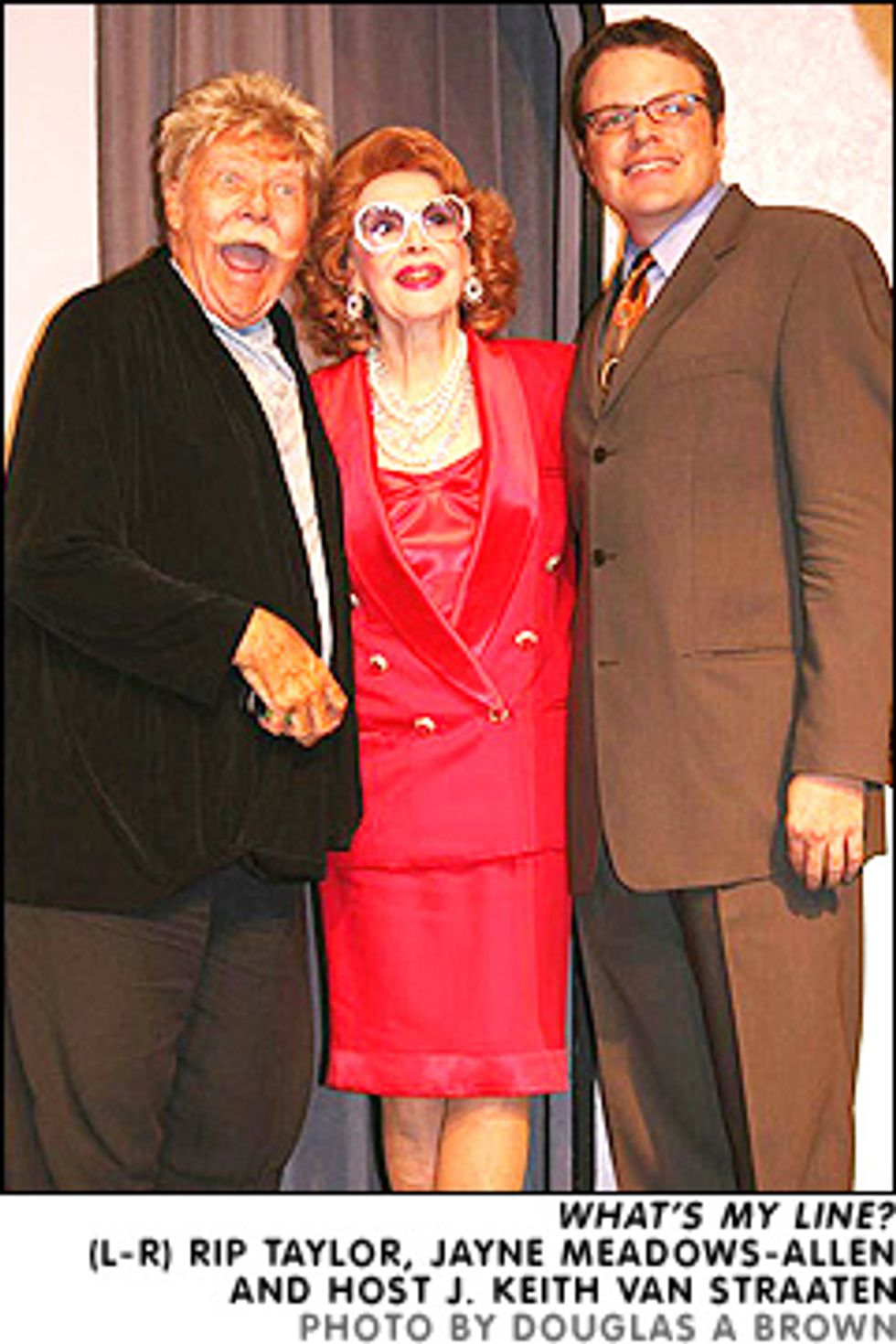 Stagenotes: September 2005