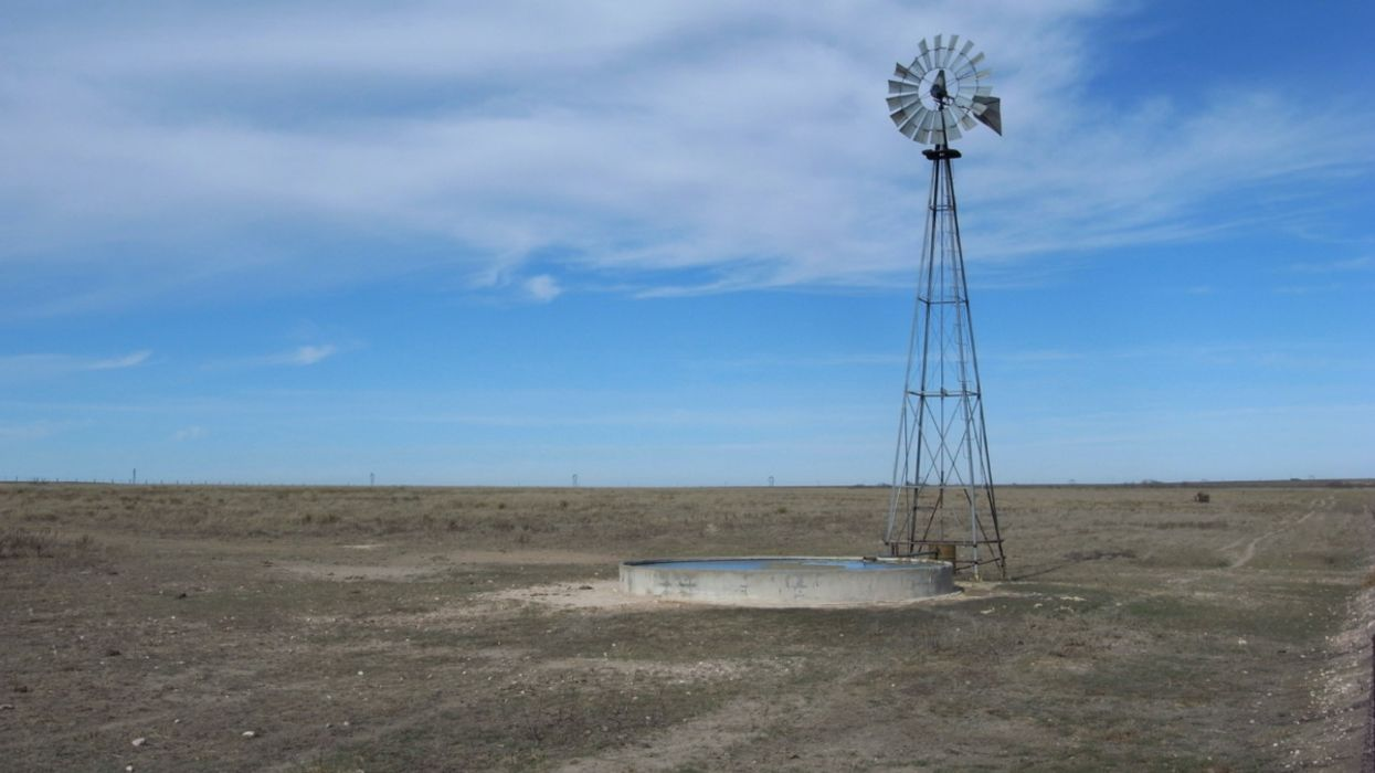 Farmers Are Depleting the Ogallala Aquifer Because the Government Pays Them to Do So