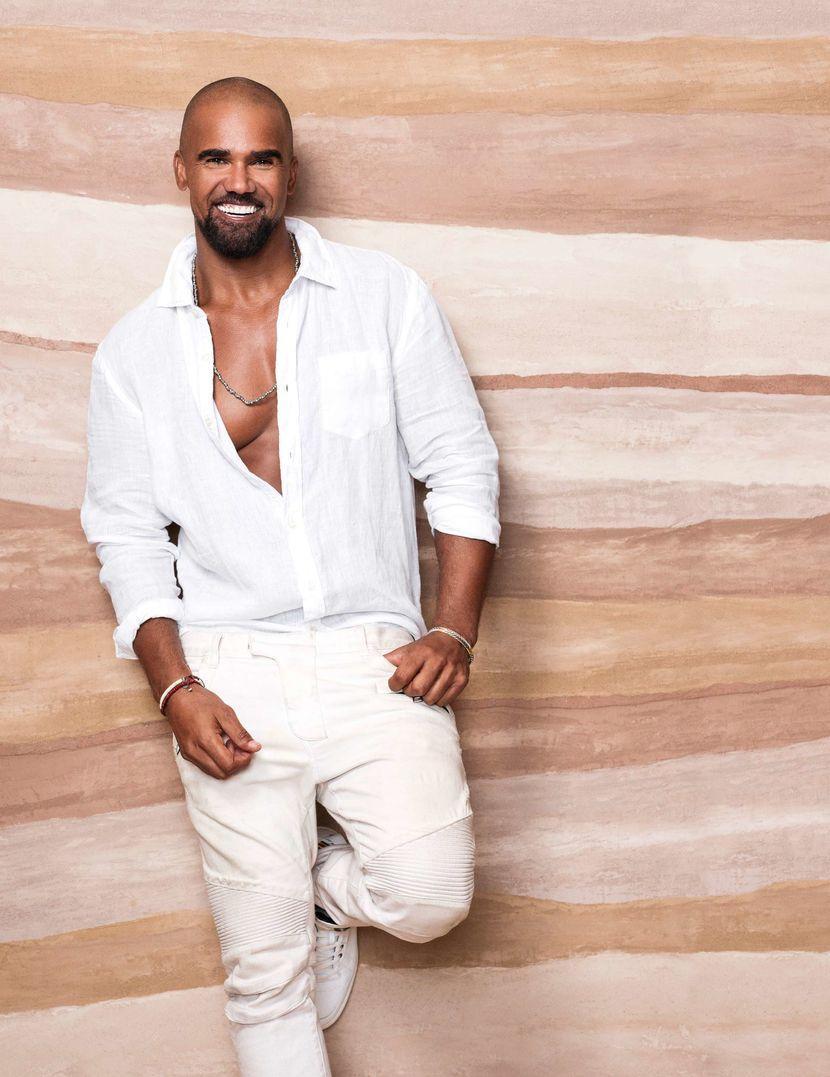 sexy bald men - Shemar Moore