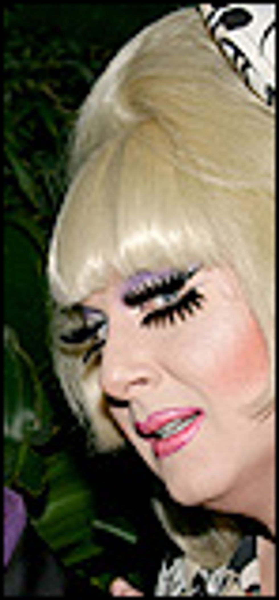 Lady Bunny's Cliff Notes for Fags: Delay