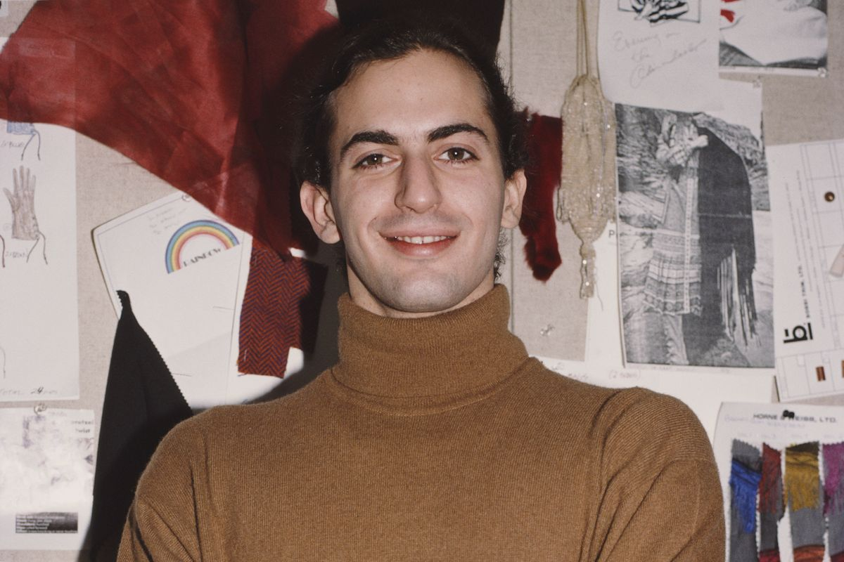 The Instagram Archiving Marc Jacobs' Entire Career