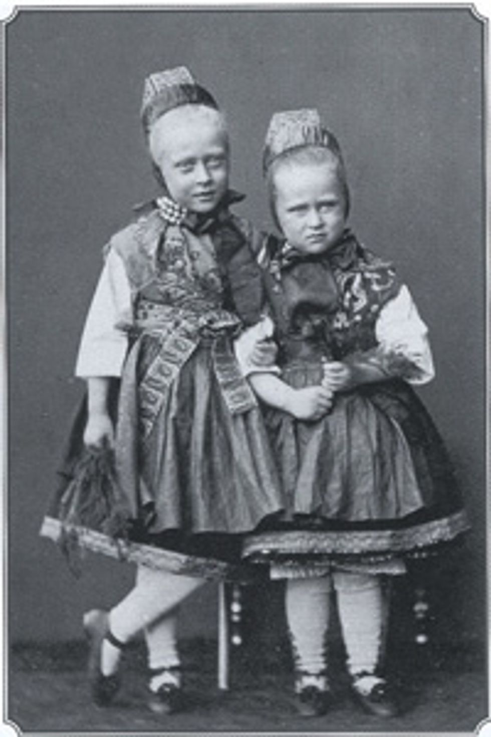 Royal Kiddies of the Day