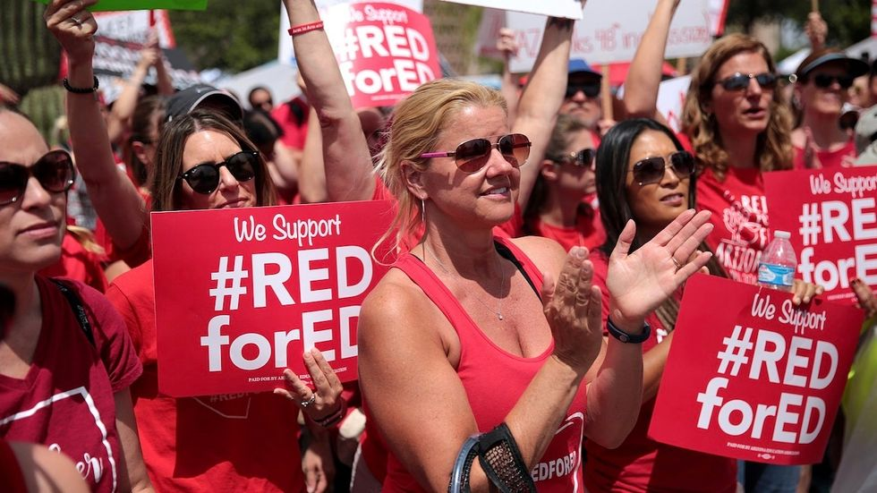 Arizona Voters Pass Prop. 208 To Support Education Funding With New Taxes
