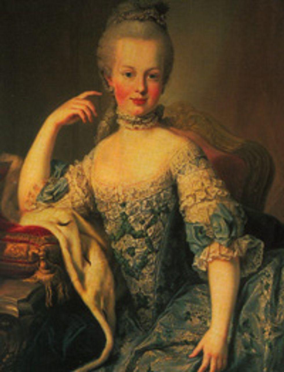Marie Antoinette is Pretty Pretty