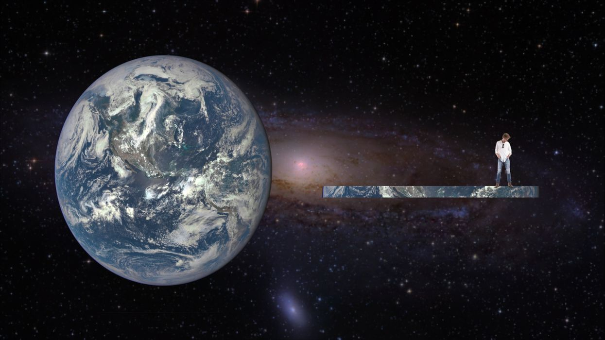 3 experiments that prove the Earth is round